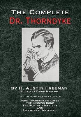 The Complete Dr. Thorndyke - Volume 2 - pr_35388