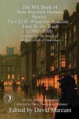 The MX Book of New Sherlock Holmes Stories Part XVII -