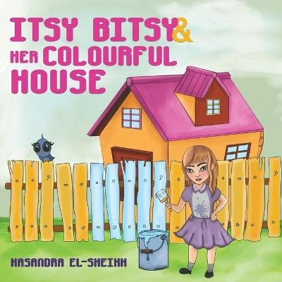 Itsy Bitsy and her Colourful House - pr_35383