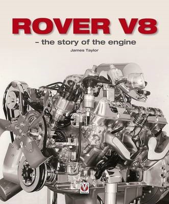 Rover V8 - The Story of the Engine -