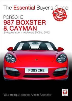 The Essential Buyers Guide Porsche 987 Boxster & Cayman - pr_288625