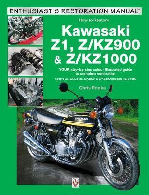 Kawasaki Z1, Z/KZ900 & Z/KZ1000 - pr_288590