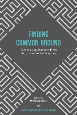 Finding Common Ground -