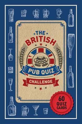 Puzzle Cards: The British Pub Quiz Challenge - pr_237909