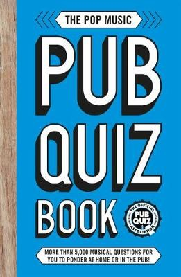 The Pop Music Pub Quiz Book - pr_243870