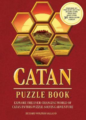 Catan Puzzle Book -