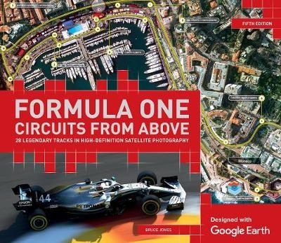 Formula One Circuits From Above -