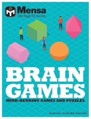 Mensa Brain Games Pack - pr_1849998