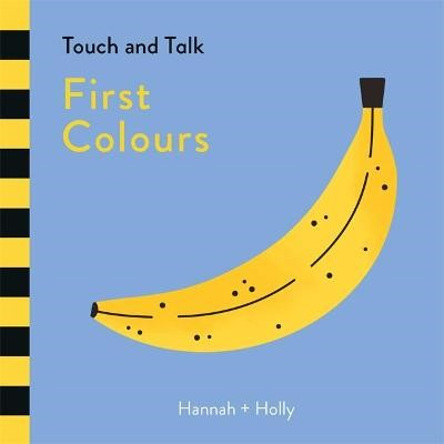 Hannah + Holly Touch and Talk: First Colours - pr_1734691