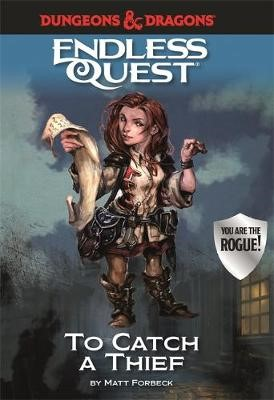 Dungeons & Dragons Endless Quest: To Catch a Thief -