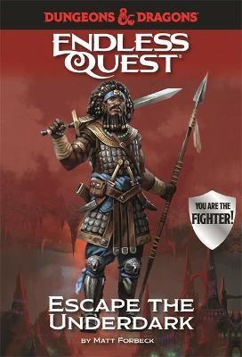Dungeons & Dragons Endless Quest: Escape the Underdark -