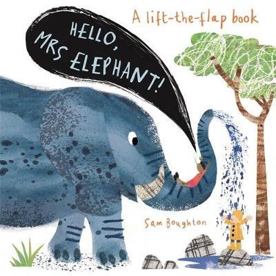 Hello, Mrs Elephant! - pr_113207