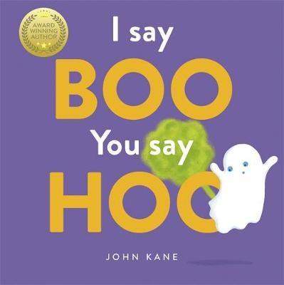 I Say Boo, You say Hoo - pr_1833326