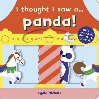 I thought I saw a... Panda! - pr_1764633