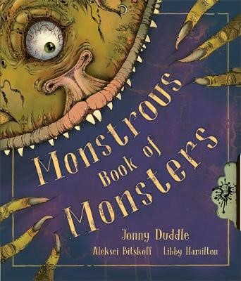 Monstrous Book Of Monsters - pr_1841469
