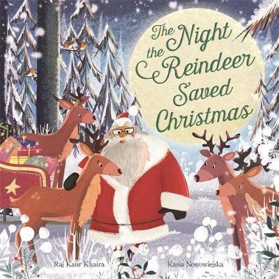 The Night the Reindeer Saved Christmas -