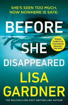 Before She Disappeared -