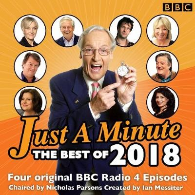 Just a Minute: Best of 2018 - pr_63345