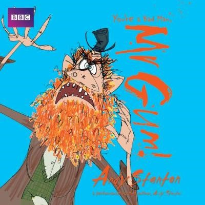 You're a Bad Man, Mr Gum!: Children's Audio Book - pr_31674