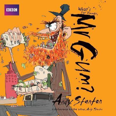 What's for Dinner, Mr Gum?: Children's Audio Book - pr_31504