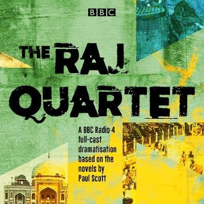 The Raj Quartet: The Jewel in the Crown, The Day of the Scorpion, The Towers of Silence & A Division of the Spoils - pr_63360