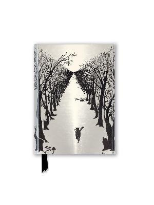 Rudyard Kipling: The Cat that Walked by Himself (Foiled Pocket Journal) - pr_1776065