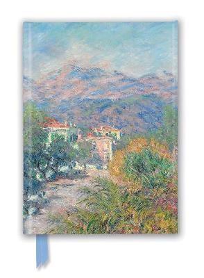 Claude Monet: Roman Road at Bordighera (Foiled Journal) - pr_1761476