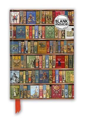 Bodleian Libraries: High Jinks Bookshelves (Foiled Blank Journal) -