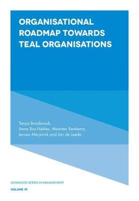 Organisational Roadmap Towards Teal Organisations -
