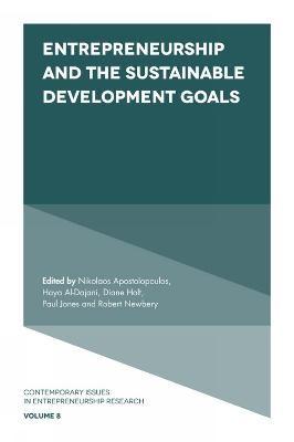 Entrepreneurship and the Sustainable Development Goals -