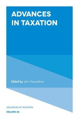 Advances in Taxation - pr_284732