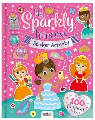 My Sparkly Princess Sticker Activity -