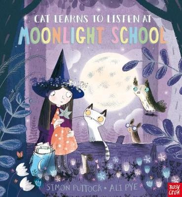 Cat Learns to Listen at Moonlight School -