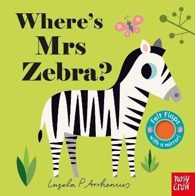 Where's Mrs Zebra? - pr_325717