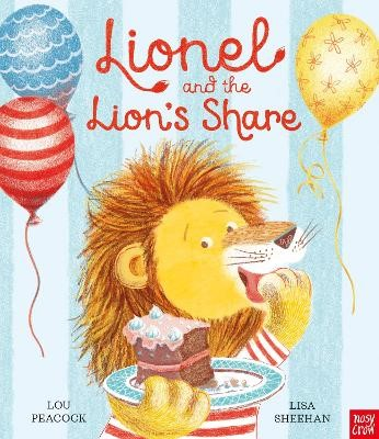 Lionel and the Lion's Share - pr_123460