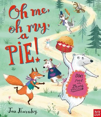 Oh Me, Oh My, A Pie! -
