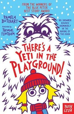 There's A Yeti In The Playground! - pr_325573