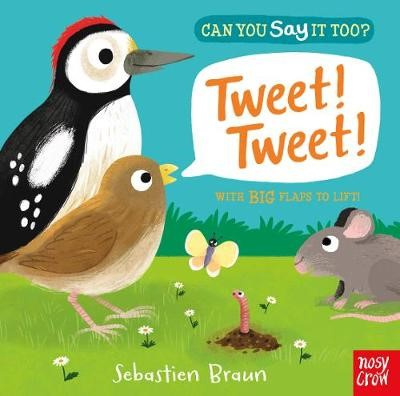 Can You Say It Too? Tweet! Tweet! -
