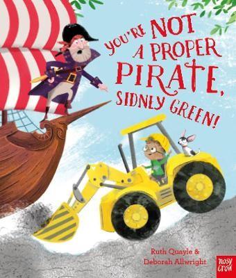 You're Not a Proper Pirate, Sidney Green! - pr_315420