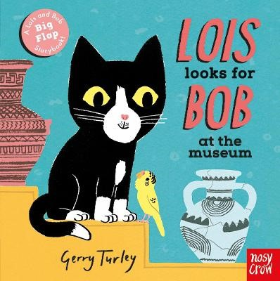 Lois Looks For Bob at the Museum -