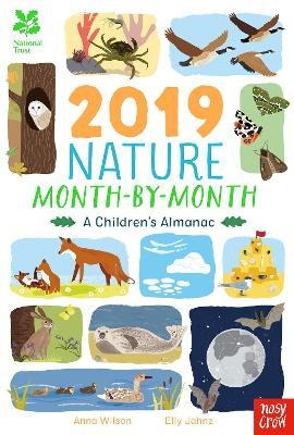 National Trust: 2019 Nature Month-By-Month: A Children's Almanac - pr_120381