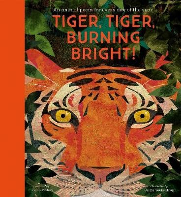 Tiger, Tiger, Burning Bright! - An Animal Poem for Every Day of the Year - pr_1803559