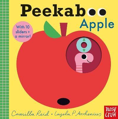 Peekaboo Apple -