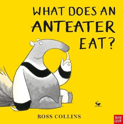 What Does An Anteater Eat? - pr_1799076