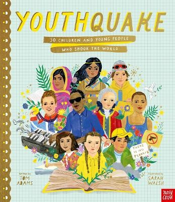 YouthQuake: 50 Children and Young People Who Shook the World - pr_1803671