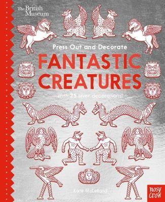 British Museum Press Out and Decorate: Fantastic Creatures - pr_1792229