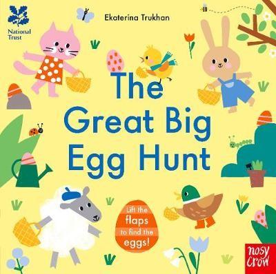 National Trust: The Great Big Egg Hunt -