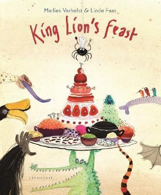 King Lion's Feast - pr_257351