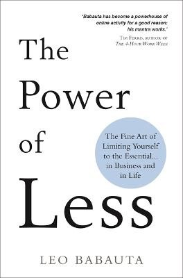 The Power of Less - pr_317778