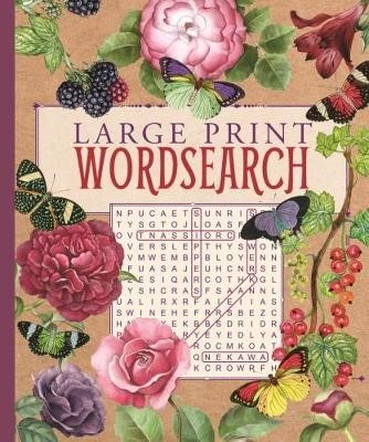 Large Print Wordsearch -